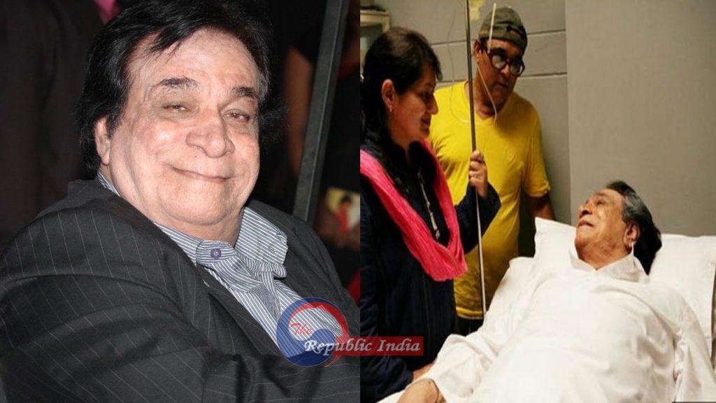 अभिनेता कादर खान के निधन की खबरें हैं गलत, जानें पूरा सच.....