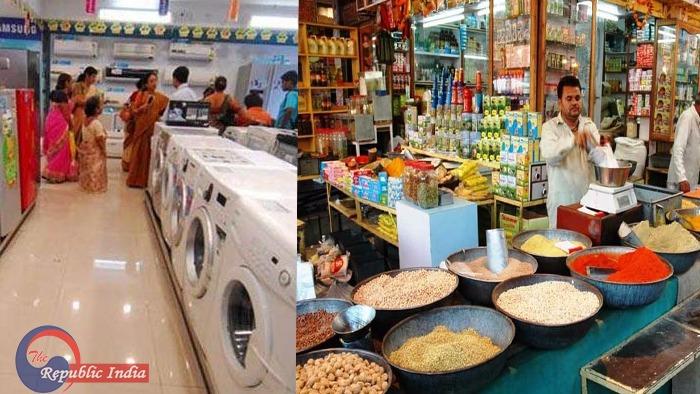 सरकार के फैसले से छोटे दुकानदारों को मिलेगा लाभ