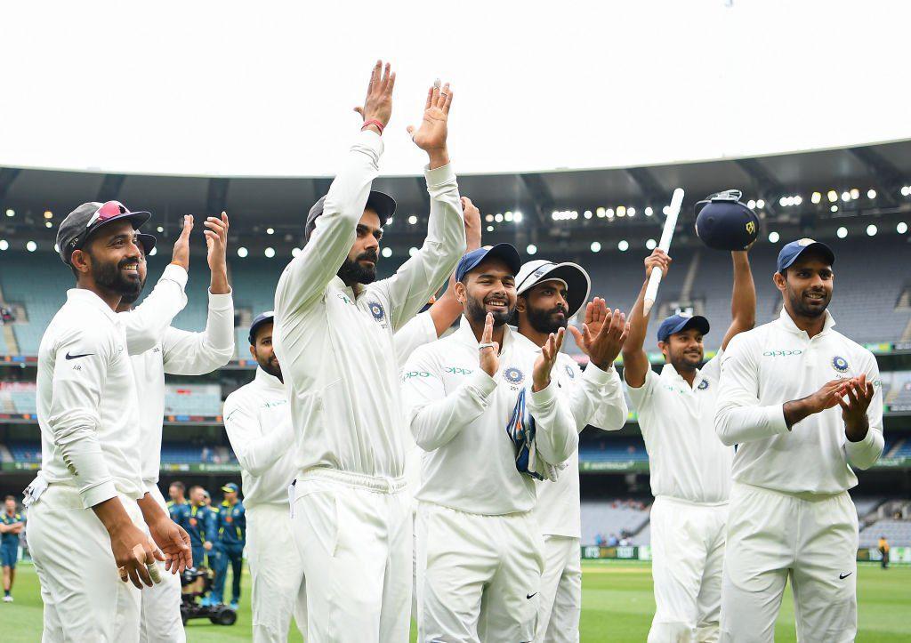 Ind vs Aus: ऑस्ट्रेलिया में टीम इंडिया ने जीती 71 साल में पहली सीरीज,रचा इतिहास