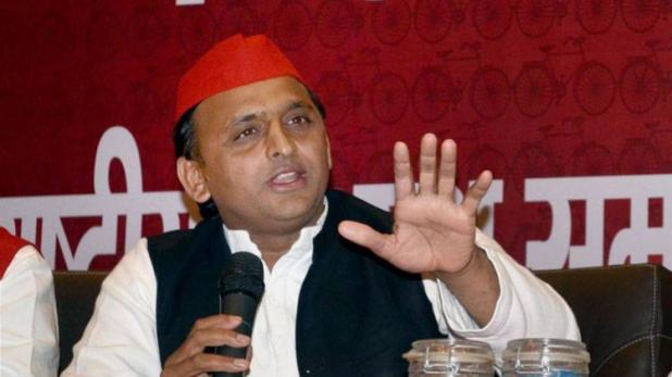 Loksabha Election 2019 : मायावती के बाद अखिलेश का भी कांग्रेस पर हमला, कहा- बीजेपी को हराने में हम काफी