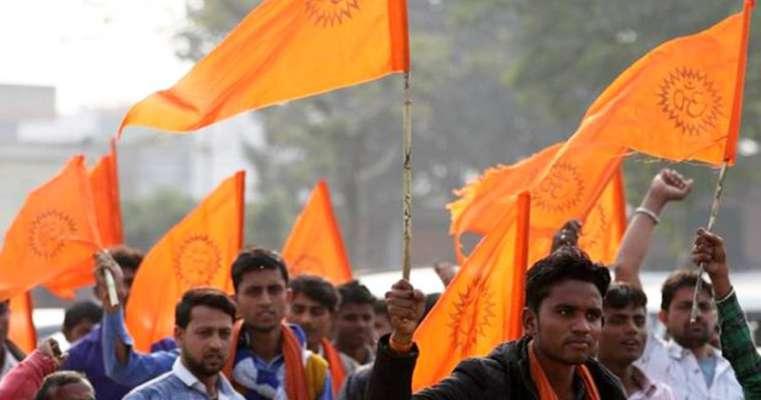 गुरुग्राम: तथाकथित army हिंदू सेना 'ने मांस की दुकानों को जबरन बंद कर दिया, नवरात्रि में इस मामले पर गुस्सा करने के लिए