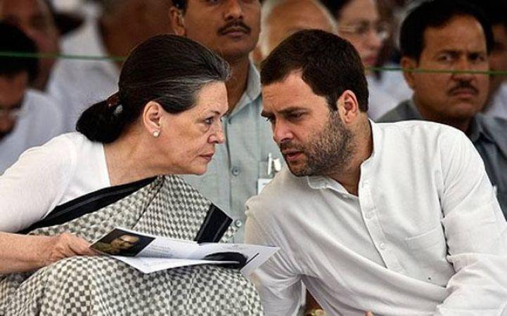 चुनाव परिणाम: रायबरेली से सोनिया गांधी और अमेठी से राहुल गांधी पीछे