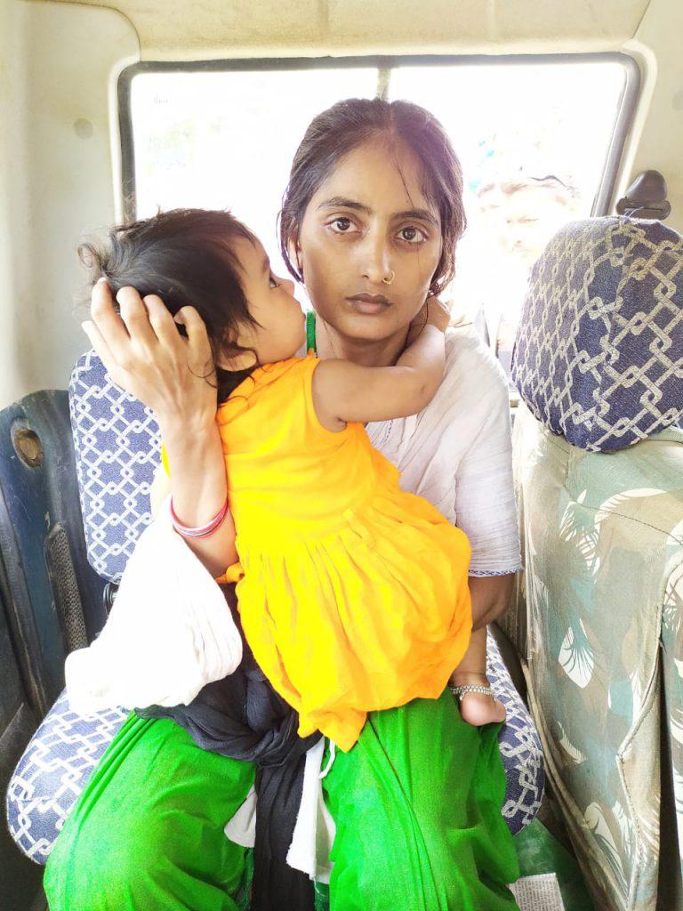 गोण्डा: थाना कोतवाली करनैलगंज पुलिस की तत्परता से बची महिला की जान