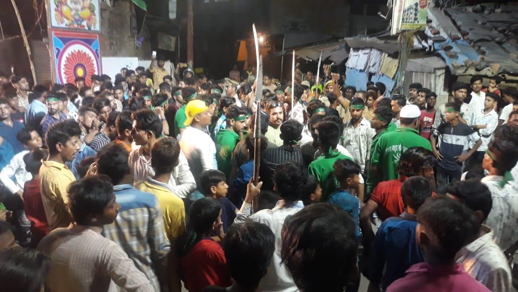मोहर्रम का जुलूस गोरखपुर पुलिस के लिए बड़ी चुनौती, गणेश पूजा स्थल के पास से भी गुजरेगा जूलूस