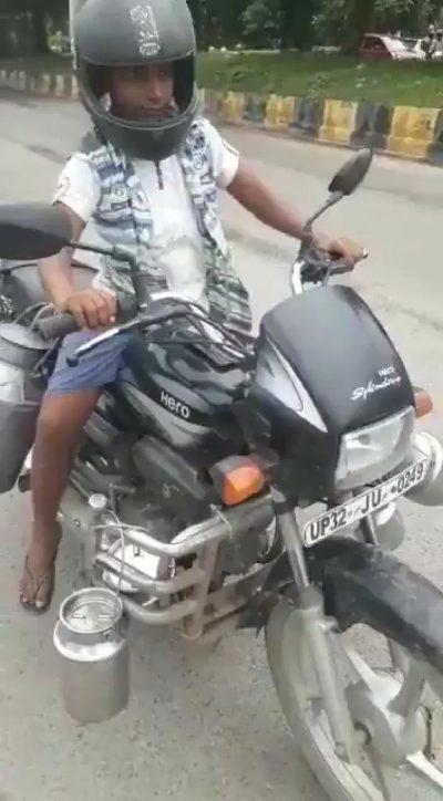 इस बच्चे ने अपने ही पिता को लगाई 30 हजार रुपये की बड़ी चपत, जानिए मामला