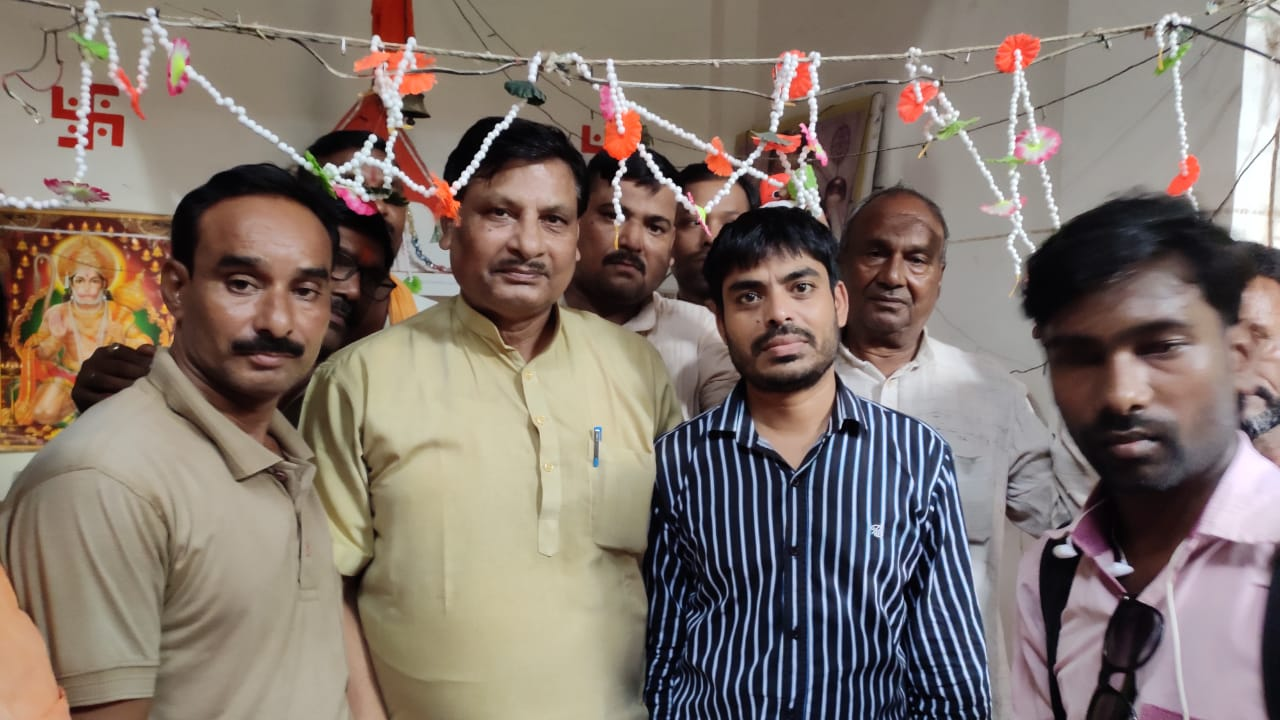 जैदपुर में पिछड़ा वर्ग आयोग की संयोजकता में जनसभा का आयोजन