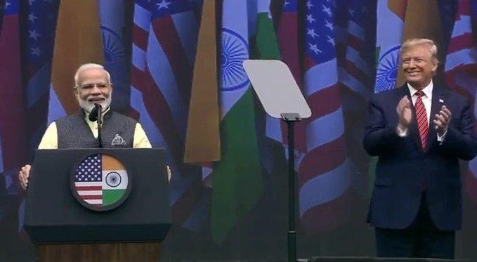 Howdy Modi : पाकिस्तान को मोदी का साफ संदेश, बंद करे भारत के मामलों में टांग अड़ाना