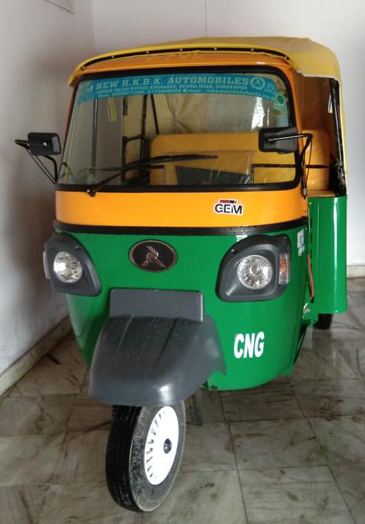 रंगारंग कार्यक्रमों के बीच लांच हुई अतुल ऑटो की CNG सेगमेंट की Gem Paxx