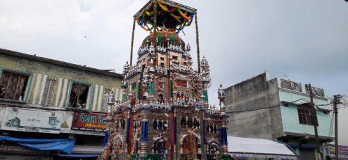 बाराबंकी के कस्बा जैदपुर में आशुरा के दिन यानी 10वी मोहर्रम मनाई गई