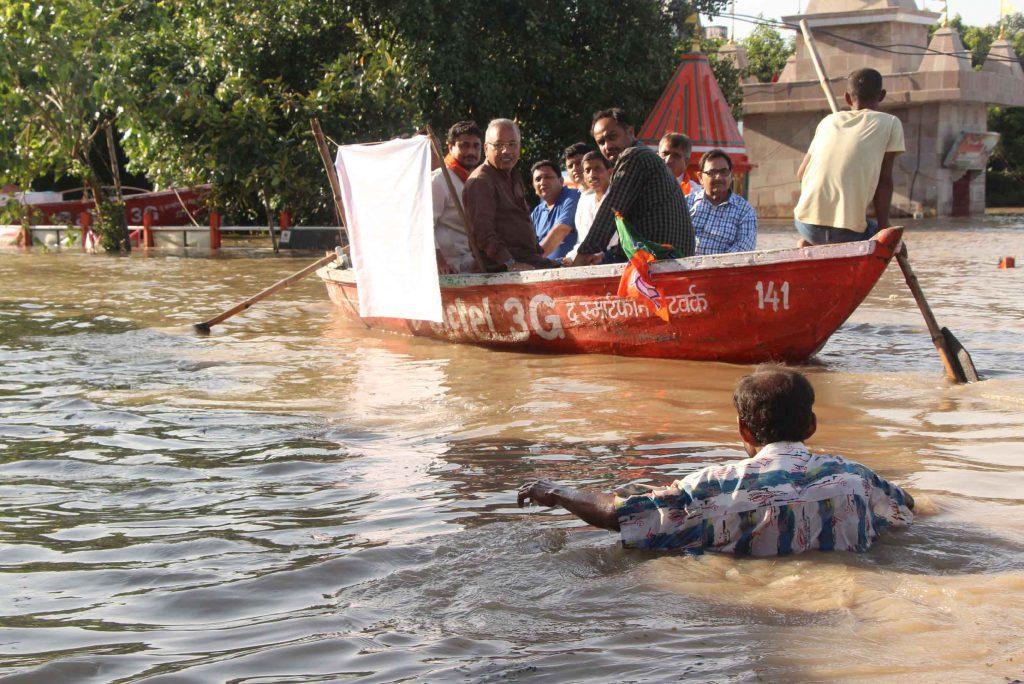मौसम विभाग ने यूपी और बिहार को दी अगले दो दिन भारी बारिश की चेतावनी