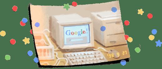 21वें सावन में पहुंचा गूगल, इस खास तरह से बनाया खुद का डूडल