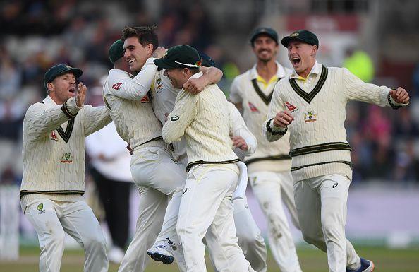 मैनचेस्टर टेस्ट: विशाल लक्ष्य का पीछा करते हुए इंग्लैंड की खराब शुरुआत, ऑस्ट्रेलिया की स्थिति मजबूत