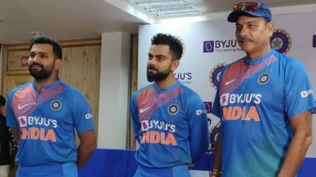 IND vs SA: पहले ही टी-20 में बदल गई भारतीय टीम की जर्सी