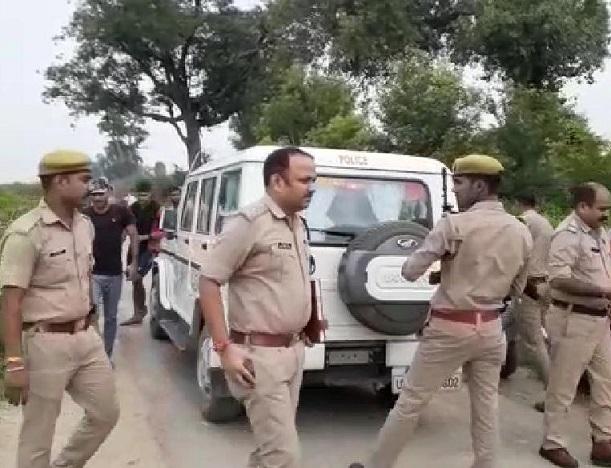 कानपुर : भाजपा नेता की दिनदहाड़े ताबड़तोड़ गोलियां मारकर हत्या