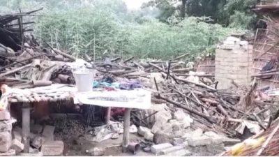 भारी बारिश ने लील ली पति-पत्नी की जिंदगी, बाकी कुछ नहीं रहा…