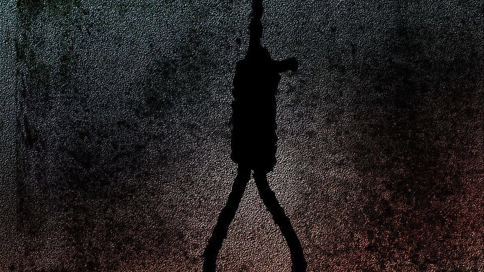 पत्नी से कहासुनी के बाद युवक ने की आत्महत्या