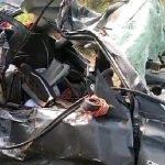रोड एक्सीडेंट में 2 की मौत